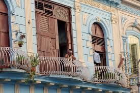 Cuban building